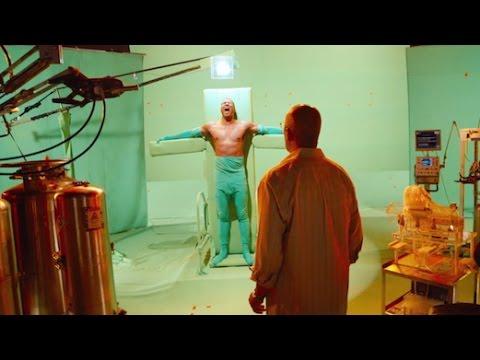 Cyborg \ Victor Stone 'Batman v Superman' Behind The Scenes [+Subtitles]