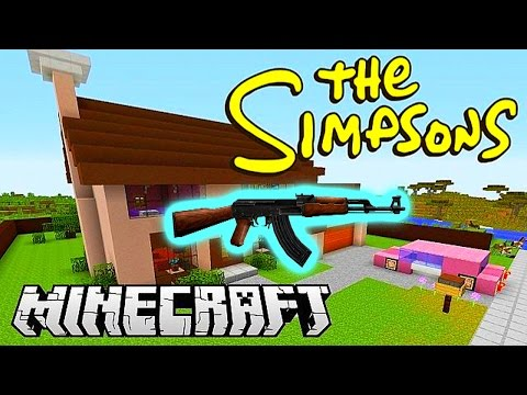 mods - Minecraft Mods: Minecraft Gun Mod Deathmatch in Springfield using Ferullo's Minecraft Gun Mod. Follow me on TWITTER: http://twitter.com/#!/Vikkstar123 Like my Facebook Page: http://www.facebook.com...