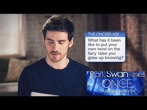 Once Upon A Time What It's Like To Put Your Own Twist On Fairy Tales? Season 5 Fan Celebration