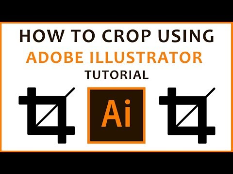 How To Crop Images In Adobe Illustrator
