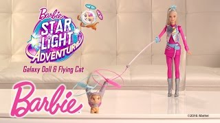 Nonton Barbie    Star Light Adventure Galaxy Barbie   Doll And Flying Cat   Barbie Film Subtitle Indonesia Streaming Movie Download