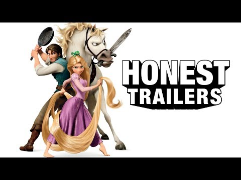 Honest Trailers | Tangled