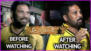 Video Pawan Kalyan Fan Reaction Before And After Watching Agnyaathavaasi Full Movie | Review/Public Talk MP3, 3GP, MP4, WEBM, AVI, FLV Januari 2018