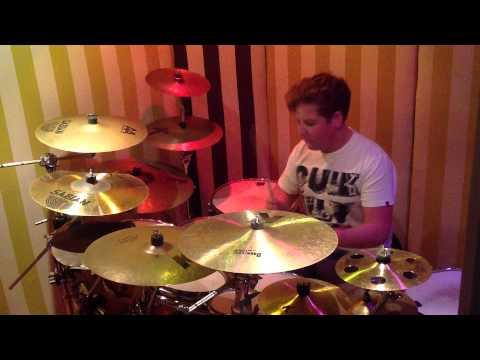 15 year old amazing drummer – South African Joshua Samson