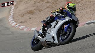 10. 2015 Yamaha YZF-R1 Track Comparison Shootout