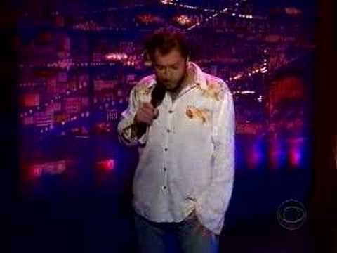 Comedian Jay Larson on the Late Late Show w/ Craig Ferguson