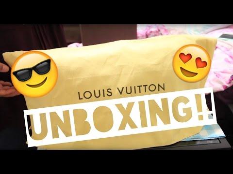 Louis Vuitton Unboxing #8