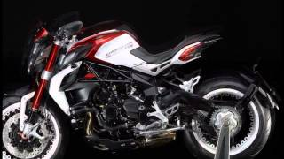 9. MV Agusta Brutale 800 Dragster RR - SPECIFICATIONS