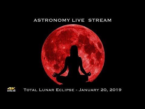 Kanlı Ay Tutulması 2019 Canlı Yayın Youtube Video Izle