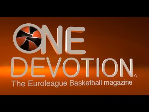 One Devotion - The Euroleague Basketball magazine - Regular Season Show 6
