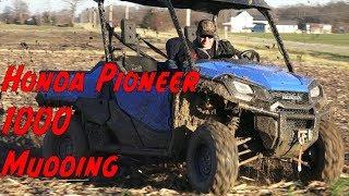 9. 2018 Honda Pioneer 1000 Mudding