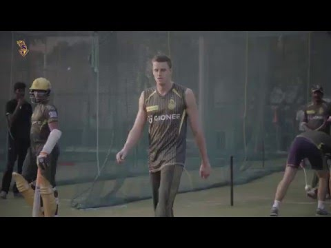 Kolkata Knight Riders Practice in Hyderabad | Inside KKR Episode 9 | VIVO IPL 2016