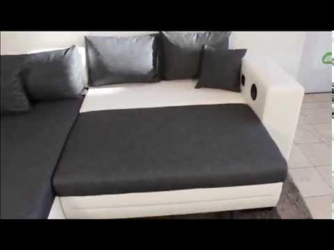 [Bragada] Modernes Soundsofa -  divano letto sound moderno