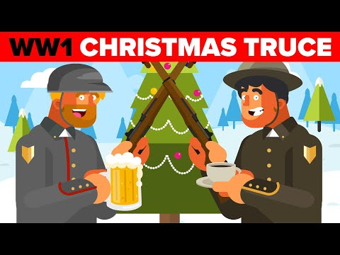 WWI Christmas Truce - When the British and Germans Became Friends For a Day