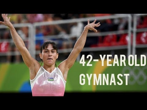 Video 42 year old gymnast (competed at RIO 2016) download in MP3, 3GP, MP4, WEBM, AVI, FLV January 2017