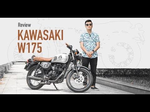 #53: Đánh giá Kawasaki W175 - Xe côn tay giá chỉ 66 triệu đồng cho người nhập môn - Thời lượng: 6 phút, 33 giây.