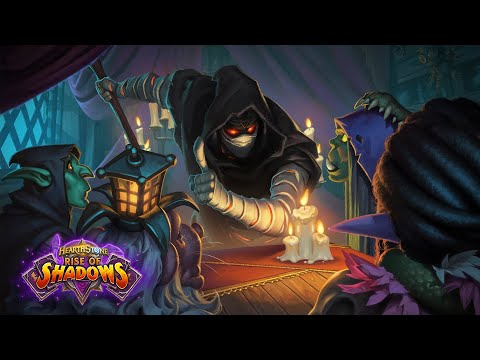 Hearthstone - Rise of Shadows Overview
