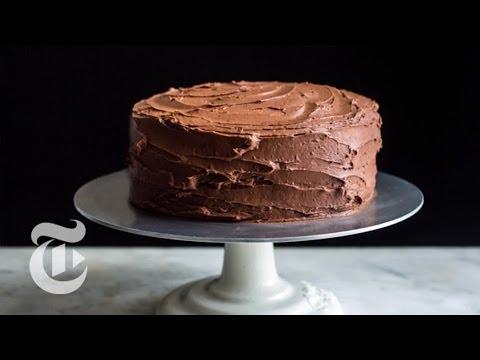 Devil's Food Cake   Melissa Clark Recipes   The New York Times