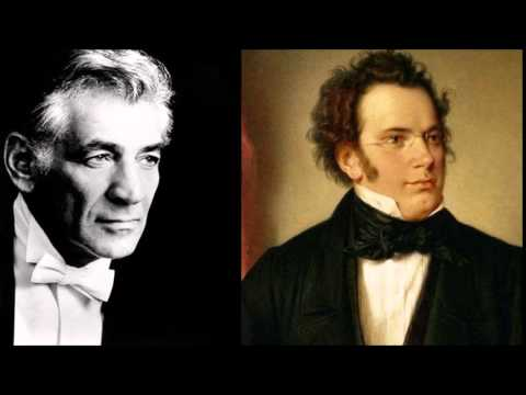 "Franz Schubert Symphony No.8 ""Unfinished"" D 759, Leonard Bernstein"
