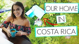 Hiii! Here's a tour of our home in Costa Rica! xx Follow me on Instagram • http://Instagram.com/carrierad Check out my Costa Rica...