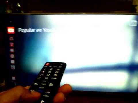 Problema con el Youtube TV Lg SMART LG LB5800 / Solucion en Descripcion