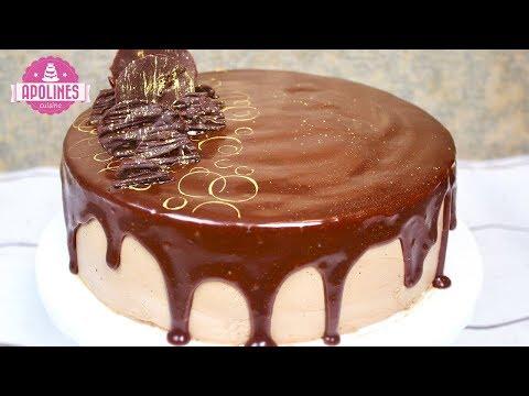 შოკოლადის ტორტი (ვიდეო)