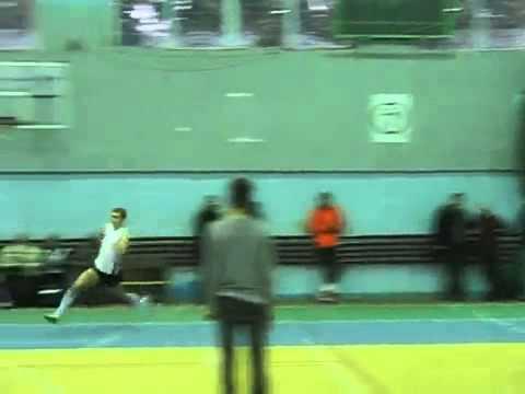 211см у виконанні Андрія Поповича. Новорічний день стрибуна. Львів 2012