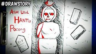 Video Asal Usul Hantu Pocong || DRAWSTORY MP3, 3GP, MP4, WEBM, AVI, FLV Januari 2019