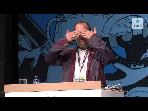 Youtube: re:publica 2013 - Cory Doctorow: It's not a fax machine connect to a waffle iron
