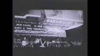 FEELIN' GOOD world premiere at the downtown Boston Paramount Theater, October, 1966