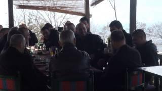 Këshillë e rastit mysafirëve nga Shkupi - Hoxhë Ekrem Avdiu