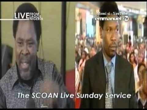 SCOAN 30 March 2014: Prophet TB Joshua Is The Mercy And The Right Hand