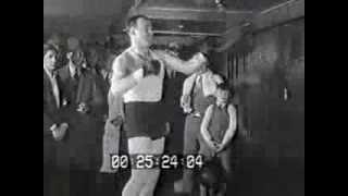 Jack Sharkey Training (1931)