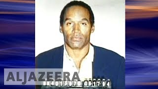 Former football star and convicted criminal OJ Simpson is expected to have his parole hearing later on Thursday, which could see him released from prison.Simpson was the subject of one of America's most sensational murder trials, but he was acquitted in a ruling that stirred nationwide controversy about race and the criminal justice system. An unrelated crime later in his life landed him in jail.Al Jazeera's Rob Reynolds reports from Los Angeles.- Subscribe to our channel: http://aje.io/AJSubscribe- Follow us on Twitter: https://twitter.com/AJEnglish- Find us on Facebook: https://www.facebook.com/aljazeera- Check our website: http://www.aljazeera.com/