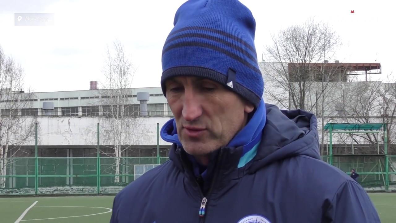Открытая тренировка клуба «Зенит-Ижевск»