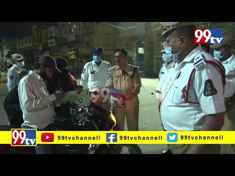 Hyderabad Police Strict Action | 99tv
