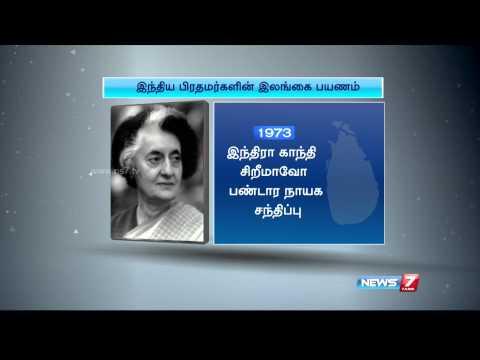 Modi to end 28-year Lanka visit freeze