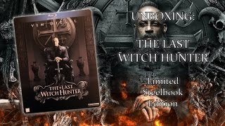 Nonton Unboxing - The last Witch Hunter - Limited Steelbook Edition Film Subtitle Indonesia Streaming Movie Download