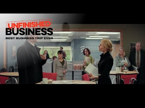 Unfinished Business- Look for it on Blu-ray, DVD & Digital HD | 20th Century FOX