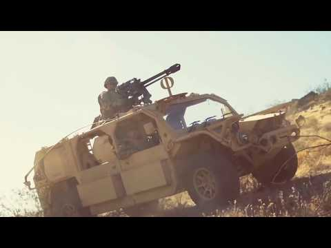 GDOTS - The Flyer GMV 1.1 Advance Light Strike Vehicle [1080p]