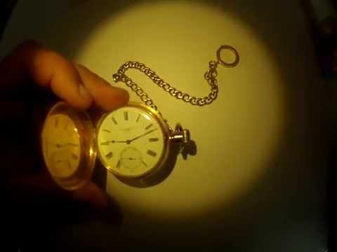 Orologio d'Oro da taschino del '900