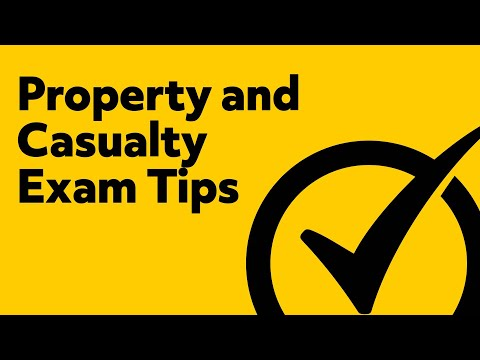 Property & Casualty Insurance License Exam Tips: Business Owners Policy