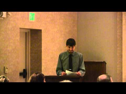 Chris Venters Barton EMS Cording speech 2013
