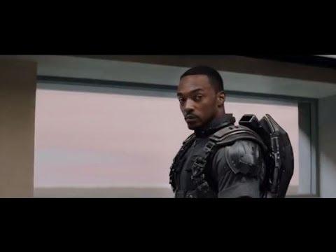 Capitán América: el soldado de invierno - Falcon?>