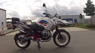 9. Walkaround BMW R1200GS Rallye 2012