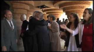 Vidéo de l'ordination sacerdotale de trois membres de la Prélature et homélie du Prélat.