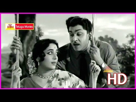 Ee Vela Naalo Enduko Aasalu - Evergreen Telugu Song Between ANR & Jamuna - Mooga Nomu HD