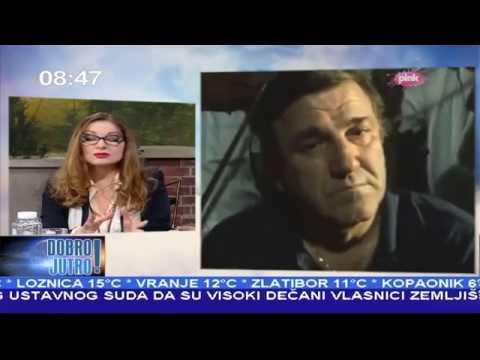 Glumci o Bati Živojinoviću – Jutarnji program