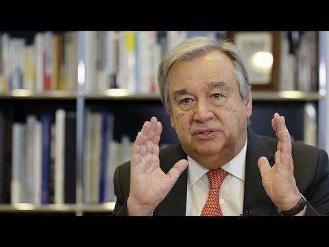 Αντόνιο Γκουτέρες: Το προφίλ του επόμενου γεν. γραμματέα του ΟΗΕ