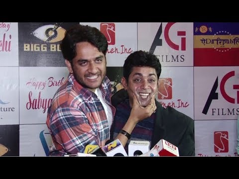 Vikas Gupta at Sabyasachi Satpathy's Birthday Party